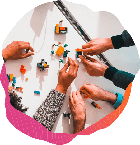 Learn and embed new skills and mindsets with design thinking