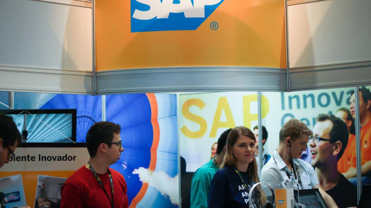SAP at event