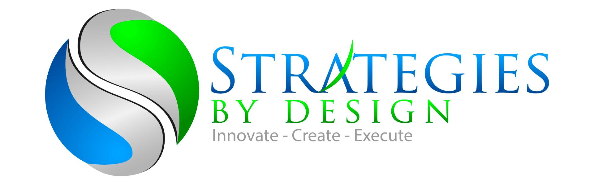 Strategies By Design Logo